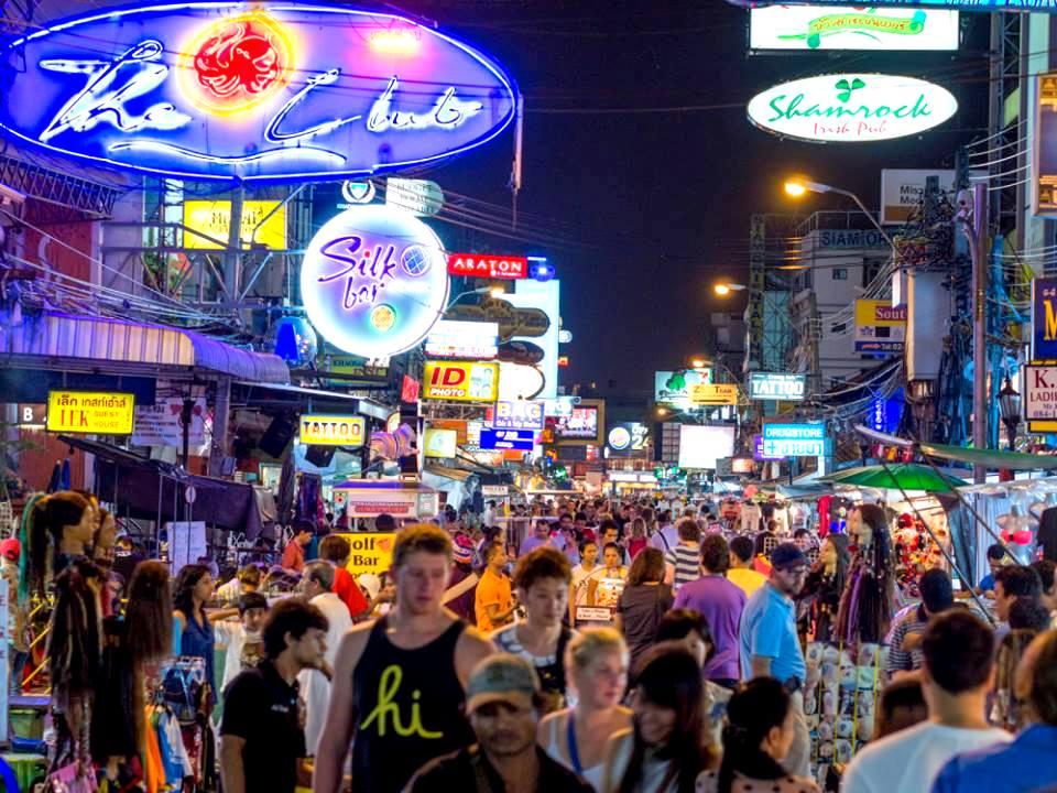Bangkok Hotels Khao San